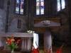 De kerk van Saint-Jean Pied de Port is sober