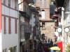 Saint-Jean Pied de Port, overlopen door toeristen en pèlerins