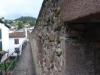 De stadsmuren van Saint-Jean Pied de Port