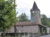De kerk van La Madeleine
