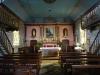 De kerk van La Madeleine, schitterend van binnen