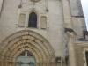 De kerk van Aixe-sur-Vienne