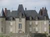 Bij Saint-Martin-le-Vieux dromen we weer weg, hier zou je toch gewoon willen wonen