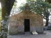 Het kerkje van Ventas de Narón; binnen mogen we niet fotograferen