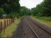 We volgen de spoorlijn