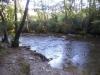 De rivier Arga