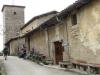 Irotz, een kerk en 2 huizen