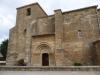 De kerk van Zariquiegui