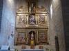 De kerk van Zariquiegui, binnen nog mooier