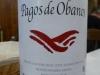 Pagos de Óbanos, wij hebben geen moeite met een flesje
