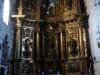 De kerk is mooi; peregrino's bidden