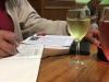Borreltijd in de plaatselijke bar
