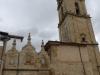 De kathedraal van Los Arcos