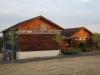 Het gemeenschapshuis in Châteaumeillant waar we de enige gasten zijn