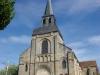 De kerk van Châteaumeillant