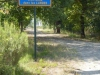 We lopen Les Landes in, het land van uitgestrekte bossen, akkers en velden met levende foy gras