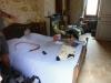 Wij delen de kamer met Philip