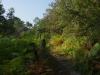 San Géry om even half 11, een strakblauwe hemel en het wordt weer warm