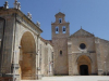 De mooie kerk van San Juan de Ortega