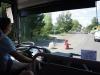 We moeten met de bus naar Gare de Libourne
