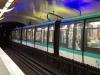Met de metro naar Gare du Nord