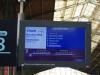 17:25 Vertrekt de TGV via Bruxelles Midi naar Amsterdam
