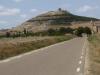 Castrojeriz, nog een goede 2,5 km te gaan
