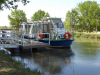 Canal de Castilla, we hadden dus ook de boot kunnen nemen!