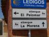 Nog 373,870 km naar Santiago, dat kan aardig kloppen