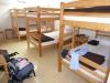 6 slaapplaatsen voor pèlerins, maar je moet wel een credencial hebben