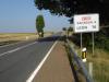 Nog 76 km naar Léon, met de auto net een uurtje, wandelend zeker nog 3 dagen