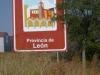 Na de Rioja, Burgos en Palencia lopen we nu de provincie Lëon in