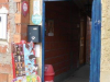 Albergue Santa Clara is de laatste op rij in dit dorp