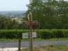 La Réole, nog 1,8 km te gaan