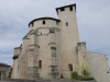 De kerk van Roquefort