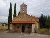 Een lieflijk kerkje in Valdeviejas