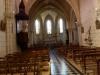 Als we weglopen blijkt de kerk open te zijn, haddenwe dus gewoon lekker binnen kunnen uitrusten