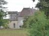 Château du Mirail komt in zicht