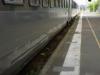 Bourges, de trein geeft er definitief de brui aan