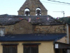 Het kerkje van El Acebo is gesloten, gezien de toestand waarin het zich verkeert maar beter ook