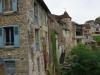Gargilesse, een klein pittoresk, romantisch dorpje