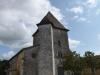 De kerk van Horsarrieu