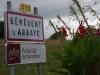 Bénévent l' Abbaye, ons einddoel voor vandaag