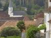 Een dorp is natuurlijk geen dorp zonder kerk