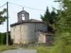Chapel van Sauveterre-Béarn, nog buiten het dorp