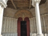 De kerk van Sauveterre-Béarn