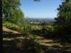 Saint-Goussaud om 11:15, we zijn 700 meter geklommen, maar wat een uitzicht