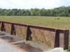 Een oude spoorbrug
