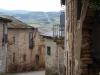 We lopen door kleine, pittoreske dorpjes