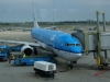 Schiphol, vlucht KL1395